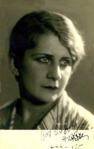 1-Halide Piskin autograf 1935