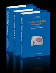 World Poetry Yearbook-2013