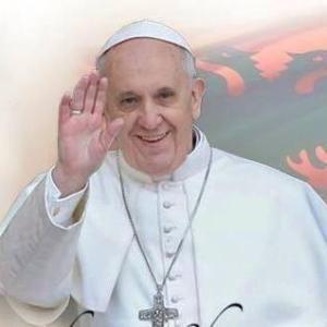 Papa Francesku...